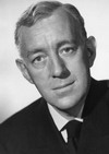 Alec Guinness 3 Golden Globe Nominations