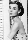 Audrey Hepburn 5 Nominations and 1 Oscar