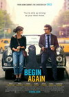 Begin Again Best Original Song Oscar Nomination