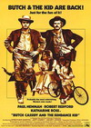 4 Academy Awards Butch Cassidy and the Sundance Kid