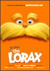 Dr. Seuss' The Lorax Best Animated Feature Film Oscar Nomination
