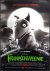 Frankenweenie Golden Globe Nomination