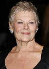 Judi Dench 6 Nominations and 1 Oscar