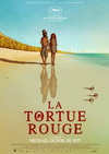 Poster of La tortue rouge