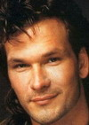 Patrick Swayze 3 Golden Globe Nominations
