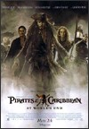 My recommendation: Pirates of the Caribbean: At World's End