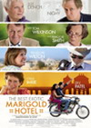 The Best Exotic Marigold Hotel Golden Globe Nomination