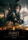 The Hobbit: The Battle of the Five Armies Best Sound Editing Oscar Nomination
