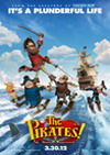 The Pirates Best Animated Feature Film Oscar Nomination