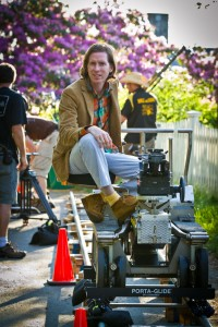 Wes Anderson Best Director Oscar Nomination
