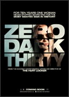 Zero Dark Thirty Best Sound Editing Oscar Nomination
