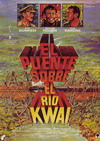 Bridge on the River Kwai Poster