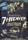7th heaven, Street Angel Poster